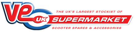 VE Scooter parts and Accessories - choose from a vast range of parts, spares, performance items, accessories, and more for all capacities of scooters, and Moto 50-125 machines. All of the top brands are stocked.